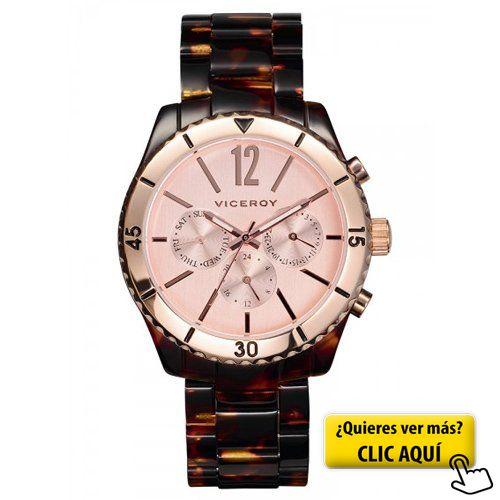 Reloj Viceroy Femme 432198-95 Mujer Rosa #reloj