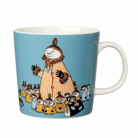 Moomin Mymble's Mother mug by Arabia
