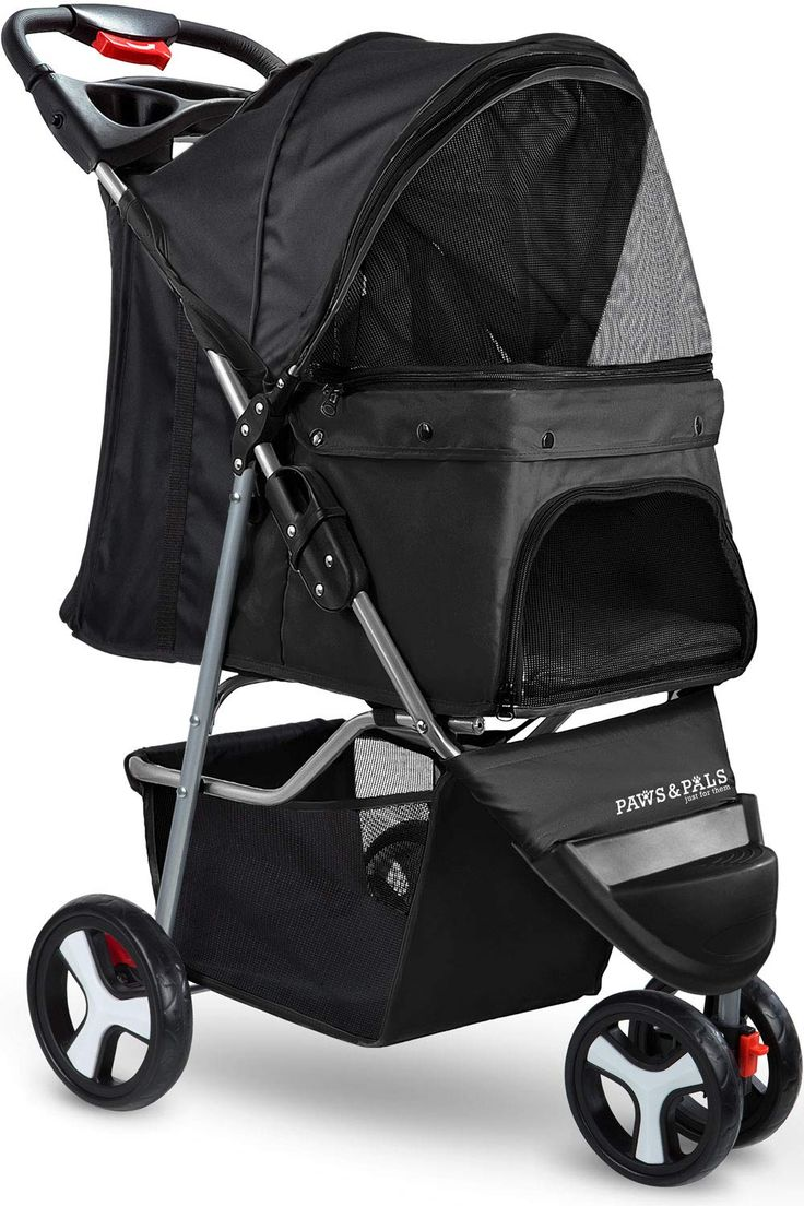 Paws pals dog stroller pet strollers for small medium