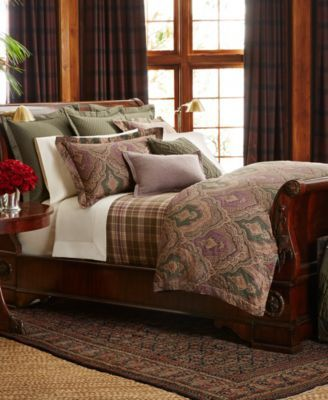 Ralph Lauren Great Compton Collection - Bedding Collections - Bed & Bath - Macy's