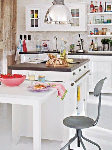 Ponad 25 najlepszych pomysłów na Pintereście na temat tablicy - offene küche planen