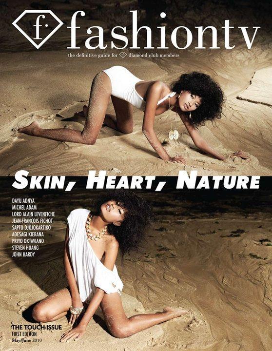 I AM DAYU for FASHION TV Magazine