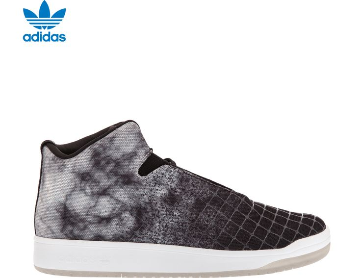 ADIDAS - Ανδρικά παπούτσια ADIDAS FORUM VERITAS μαύρα μόνο 65.00€ #deals #style #fashion