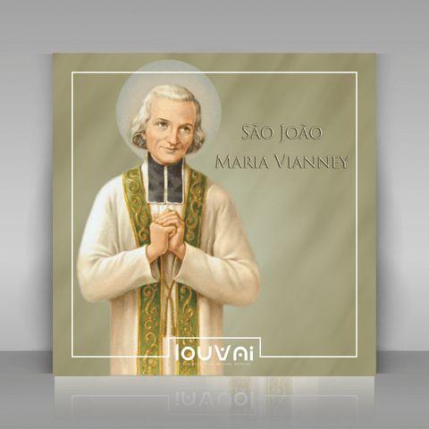 Mini Quadro - São João Maria Vianney - comprar online