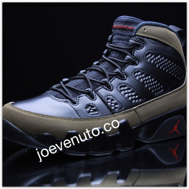 Air Jordan IX Olive. Had these when they came out originally.