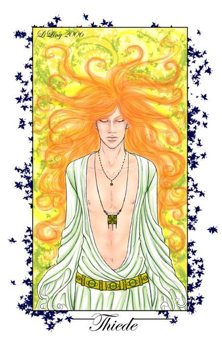 Wraeththu: Thiede by livvydarling on DeviantArt (Liv Lingborn)