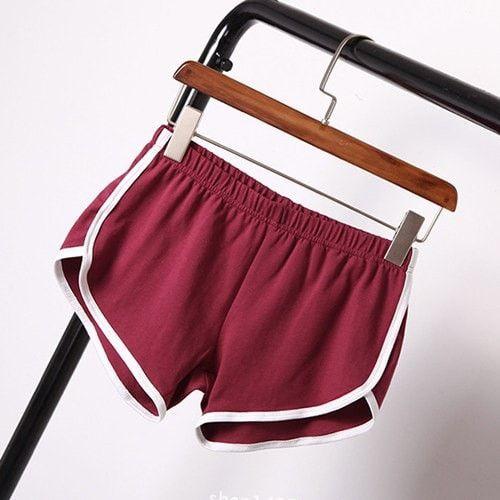 HOT New Summer Women Ladies Sexy Fitness Slim Sports Shorts