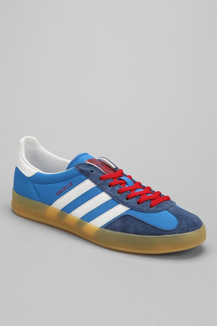 Adidas Originals Footwear Gazelle Indoor Trainers - Nomad Red