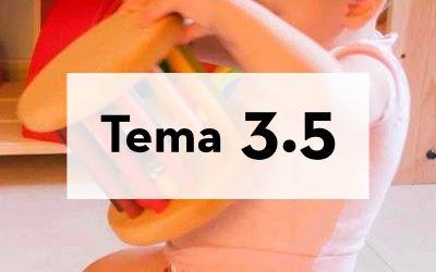 3.5 Alimentación según Montessori