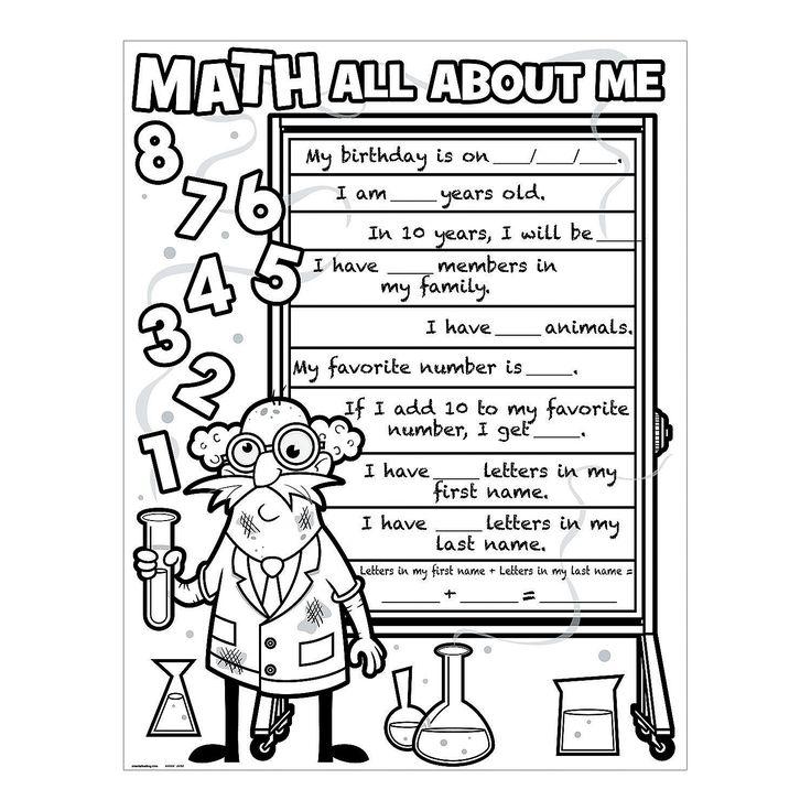 Best 25 Math Poster Ideas