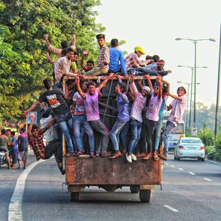 Ganpati visarjan - Abshine photography  #delhi