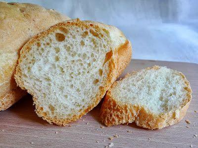 Monika w kuchni: Bagietki pszenne