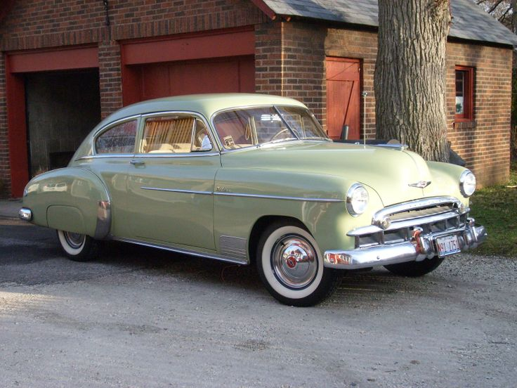 Otra foto del chevy 1949 fleetline coup es cosa de for 1949 chevy 4 door deluxe