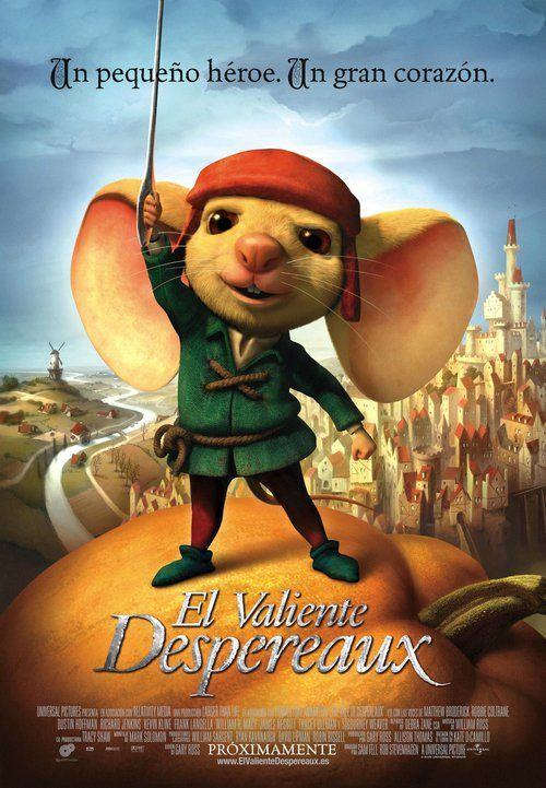 Watch The Tale of Despereaux 2008 Full Movie Online Free