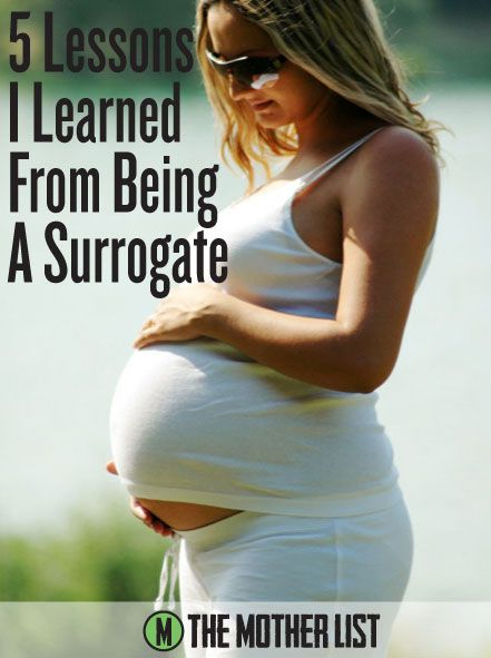 5 Lessons I Learned From Being a Surrogate