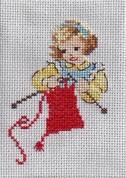 ma petite tricoteuse