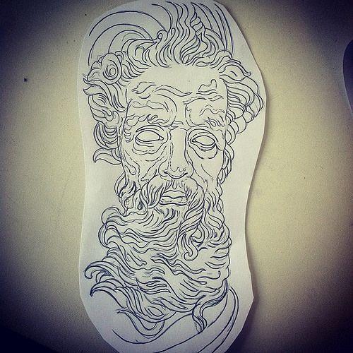 Zeus Tattoo - Google-haku