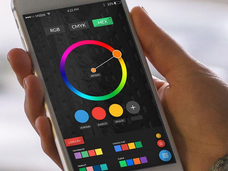 Color Picker Concept