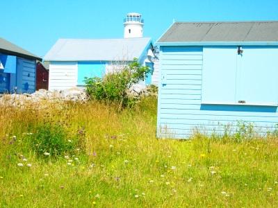 Beach Huts, Portland Bill, Dorset
