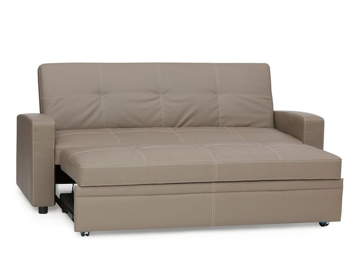 Structube - Living room : Sofa-beds : Allan (Taupe)