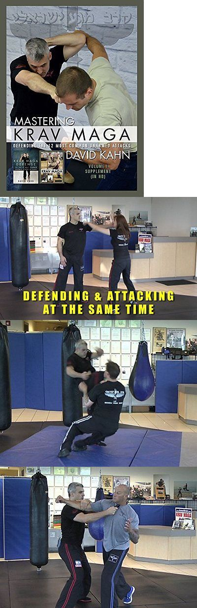 DVDs Videos and Books 73991: Mastering Krav Maga Home Study (Vol. Iv) 8 Dvds: Defending The 12 Most Common... -> BUY IT NOW ONLY: $116.29 on eBay!