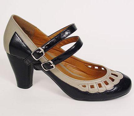 1940 Babydoll Shoe