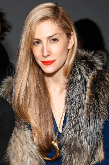 Joanna Hillman.  Style Director.  Harper's Bazaar.