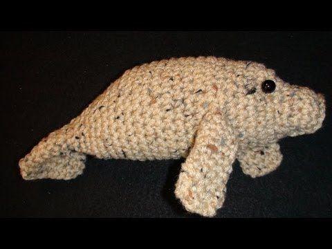 Free manatee pattern crochet Pinterest Geek culture ...