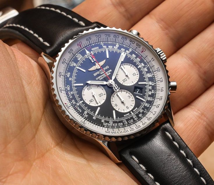 Breitling Navitimer GMT 48mm Watch Hands-On Hands-On