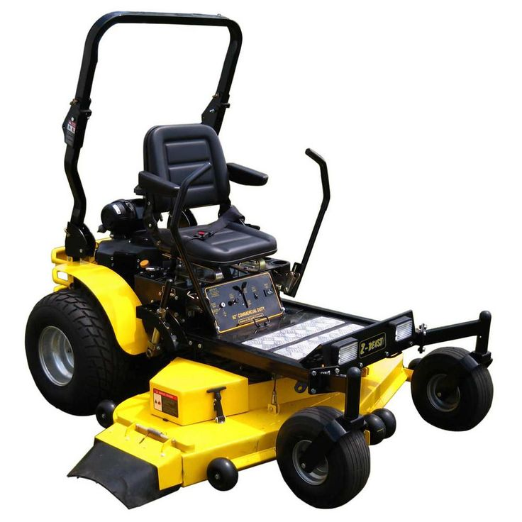 FX850-Volt 62 in. 31 HP Kawasaki V-Twin Engine Hydrostatic Zero-Turn Commercial Mower