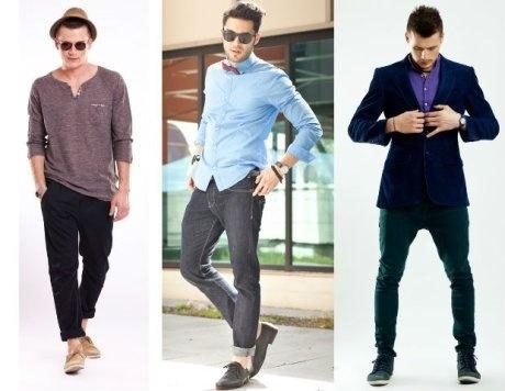 moda męska, super luz i mega elegancja.