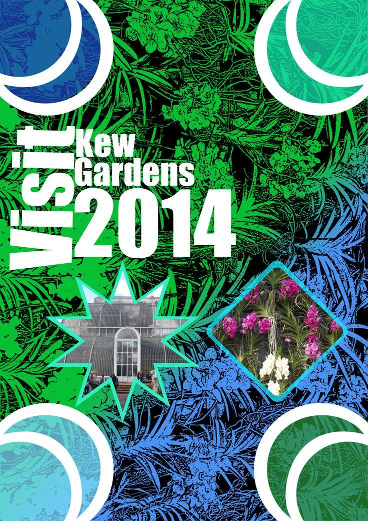 Kew Gardens Final Design WIlliam Dunn ©