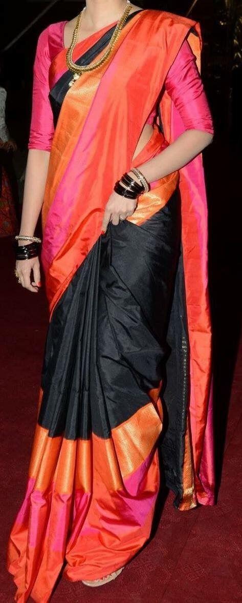 Traditional #Saree http://www.lashkaraa.com/new-arrivals.html