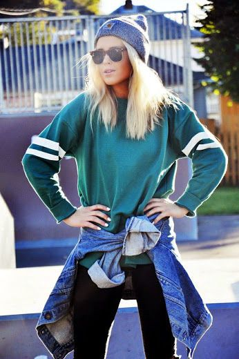 Easy cool chic!