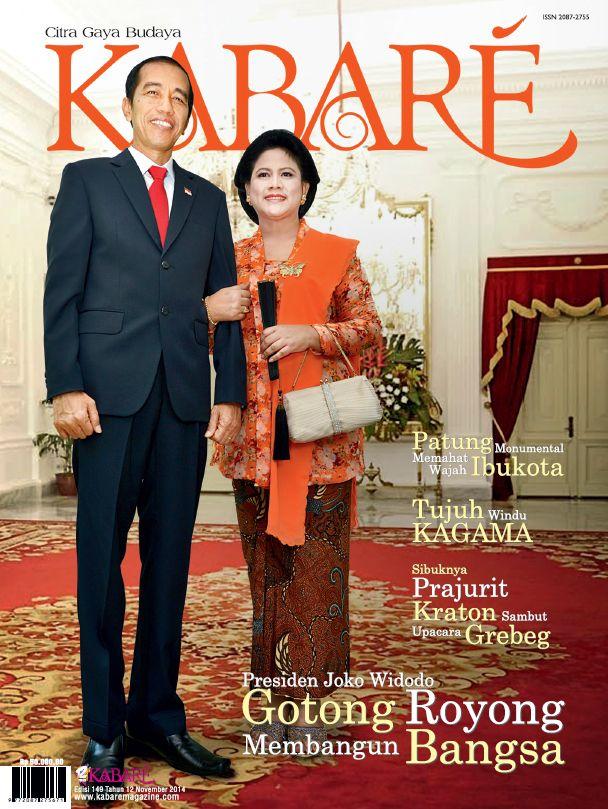 Kabare Magazine edisi November 2014