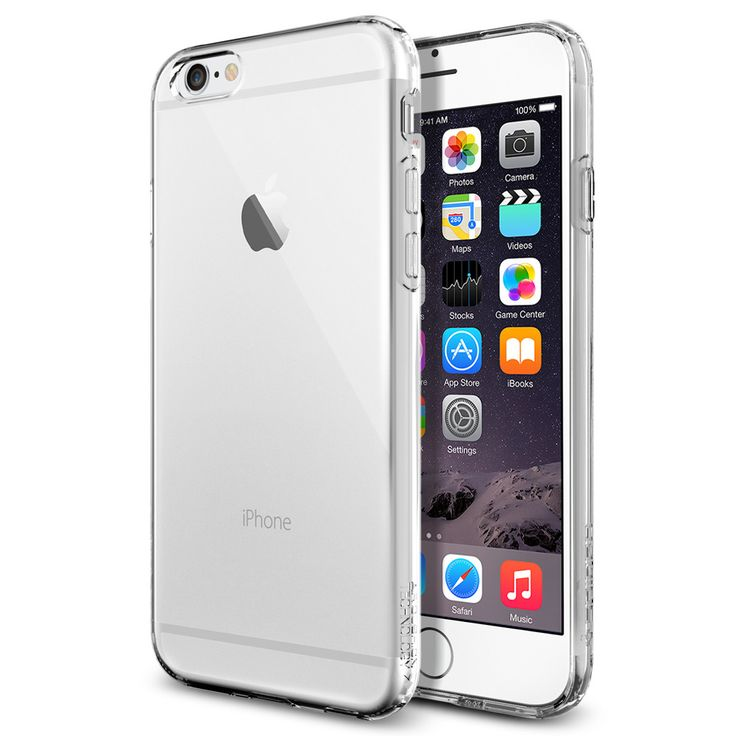 Protect your iPhone 6 with the Liquid Armor case. The premium TPU material stays slim and form-fitting while featuring a 0.5mm bezel to lift the screen off flat surfaces, keeping it clean and scratch-