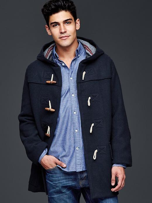 139 best Duffle coats images on Pinterest | Duffle coat, Anime art ...