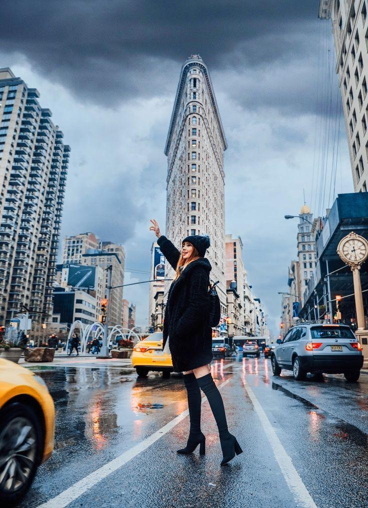 New York ist immer eine gute Idee. – Tara Milchtee