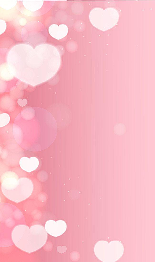 Pink Heart Sparkly Wallpaper Heart Wallpaper Iphone Wallpaper Glitter Valentines Wallpaper