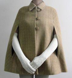 Пальто накидка: построение выкройки для шитья