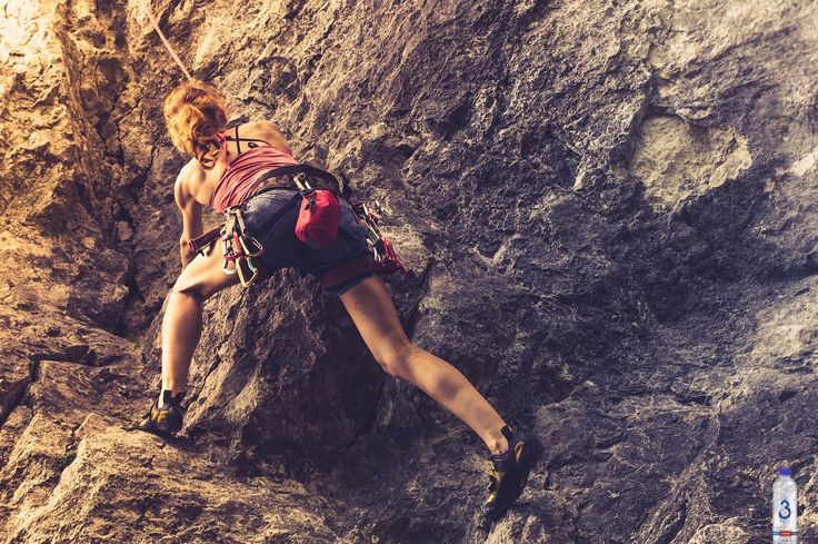 If you can't find a way, create one! #drink3water #rockclimbing #caffeine #water #enhancedwater #hiking #fitness #livewell #caffeineaddict #motivationmonday #outdoors #outdoorlife #outdooractivities #outdoorphotography #getactive #stayhydrated #photooftheday