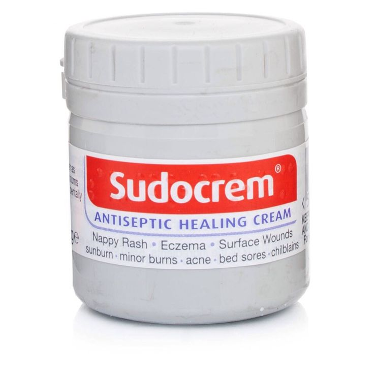 Sudocrem Works Perfect For Spots.. Gets Rid Practically Overnight..