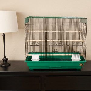 Prevue Pet Flight Cage - PetSmart  good for canaries