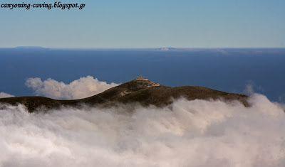 Kazarma peak, mt Agrafa, Greece