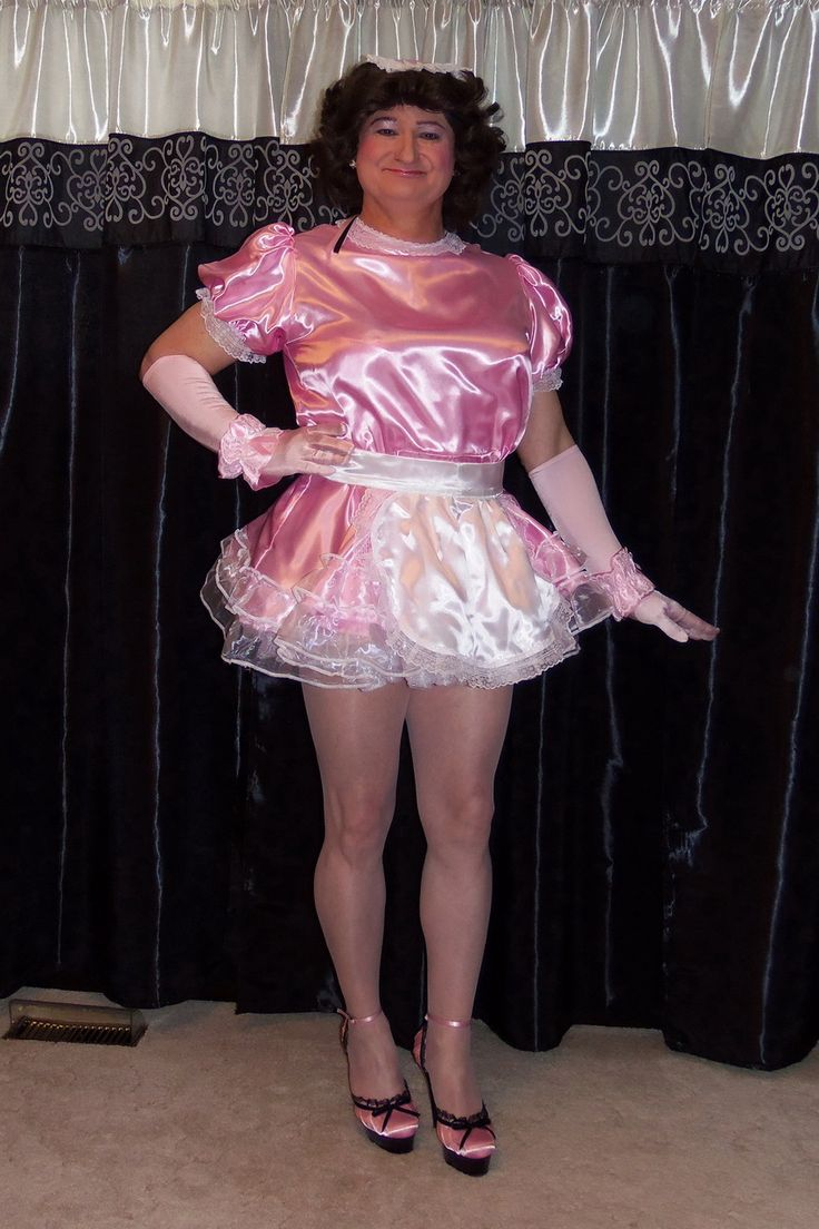 from Colin french maid dress porn