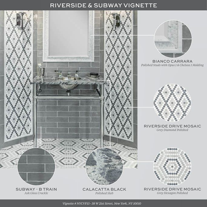 Our #new Subway Collection Combines Two Unique Lines Of Ceramic Subway Tiles  In A Variety