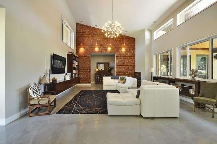 Arredare una casa con i soffitti alti - Illuminazione per soffitti alti