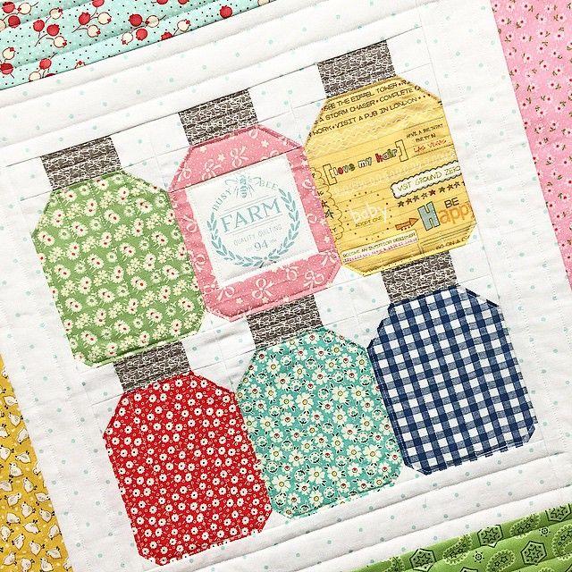 151 Best Quilts Jar Quilts Images On Pinterest Jars