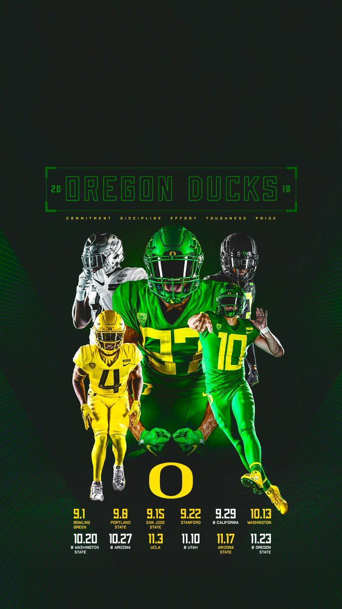 Oregon Oregon Ducks Football Sports Design Sports Design Inspiration