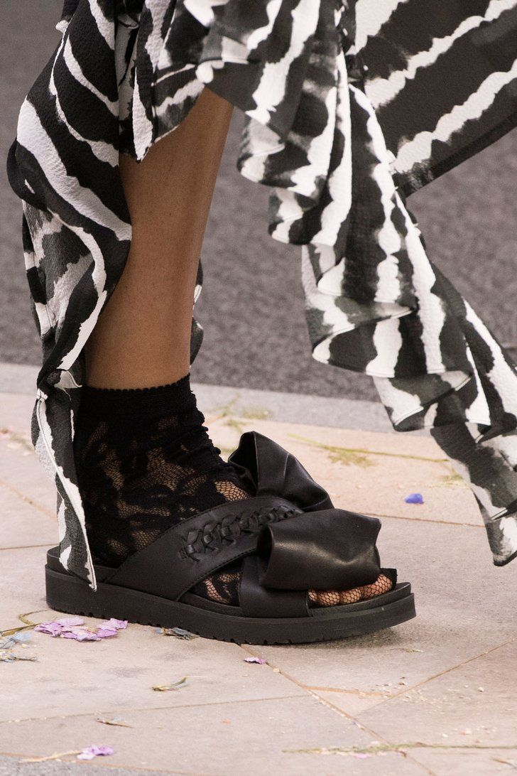 Preen Spring '17 | Prepare to Take Some Style Risks After Seeing the Genius  Shoes